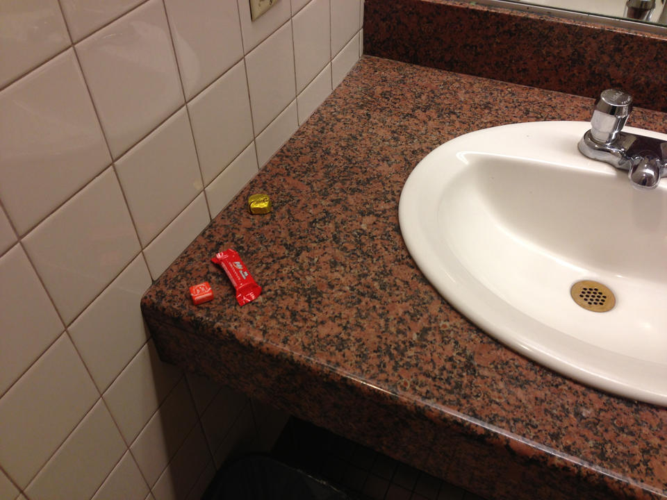 Bathroom Candy