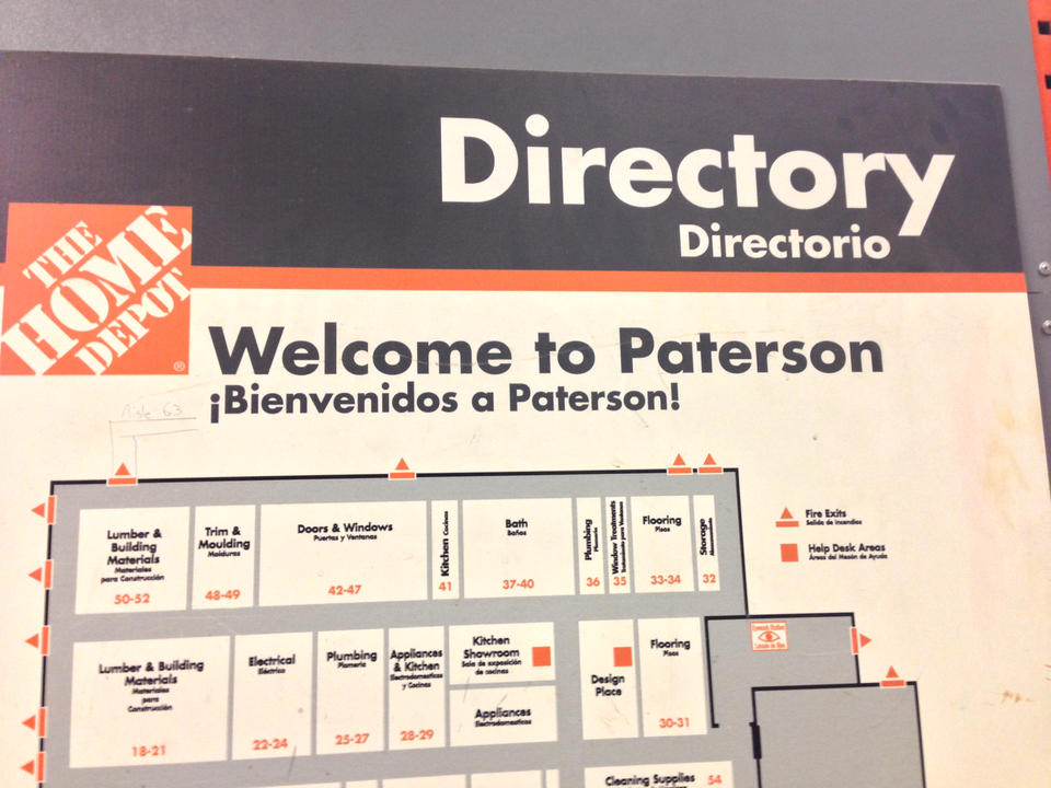 Welcome... to Paterson.