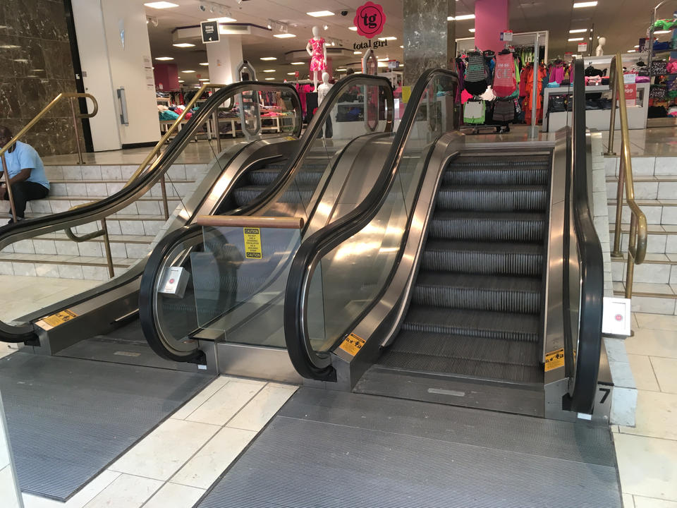 Tiny Escalator
